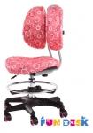 Детское кресло FunDesk SST6 (Simba) Розовый